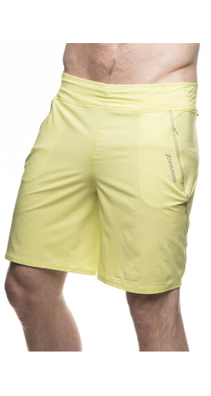 Houdini M's Trail Shorts Cowslip Green